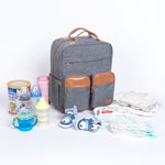 Alameda Fashion Diaper Bag for Dad / Mom