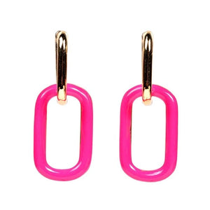 Earrings Rosa