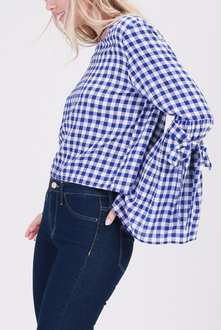 Tailgate gingham
