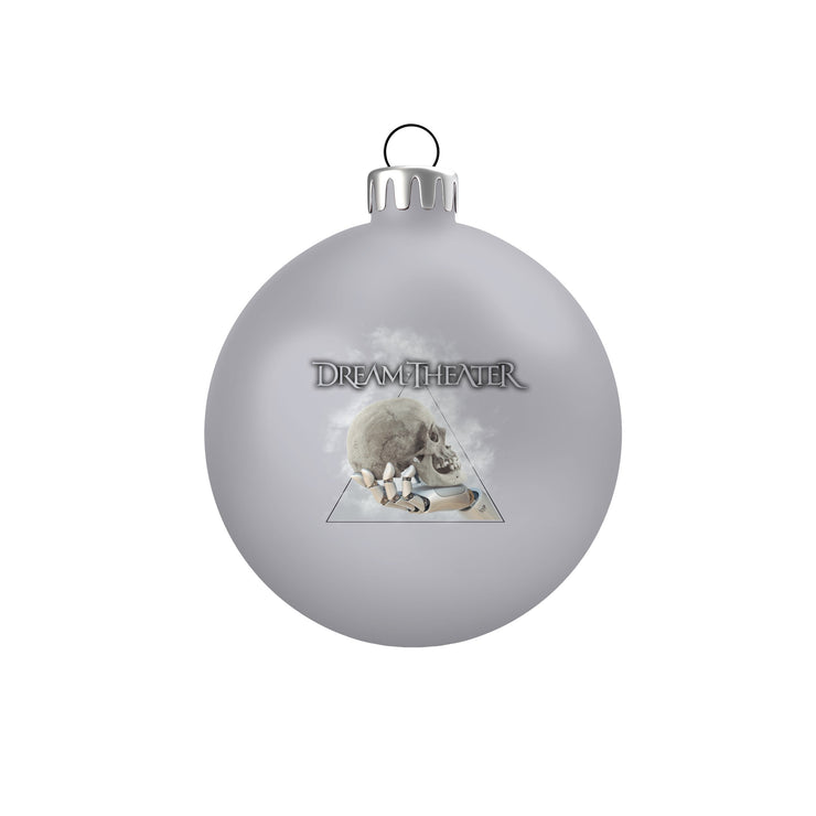 Dream Theater Silver Ornament
