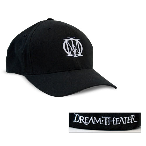 Embroidered Majesty Fitted Hat-Dream Theater