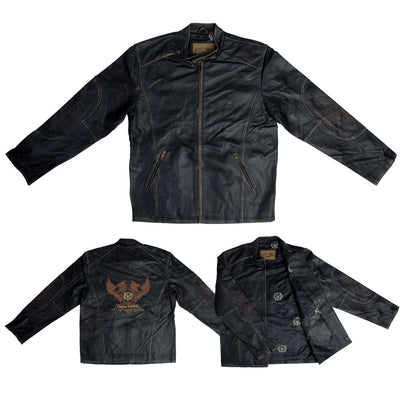 Dream Theater Leather Jacket-Dream Theater