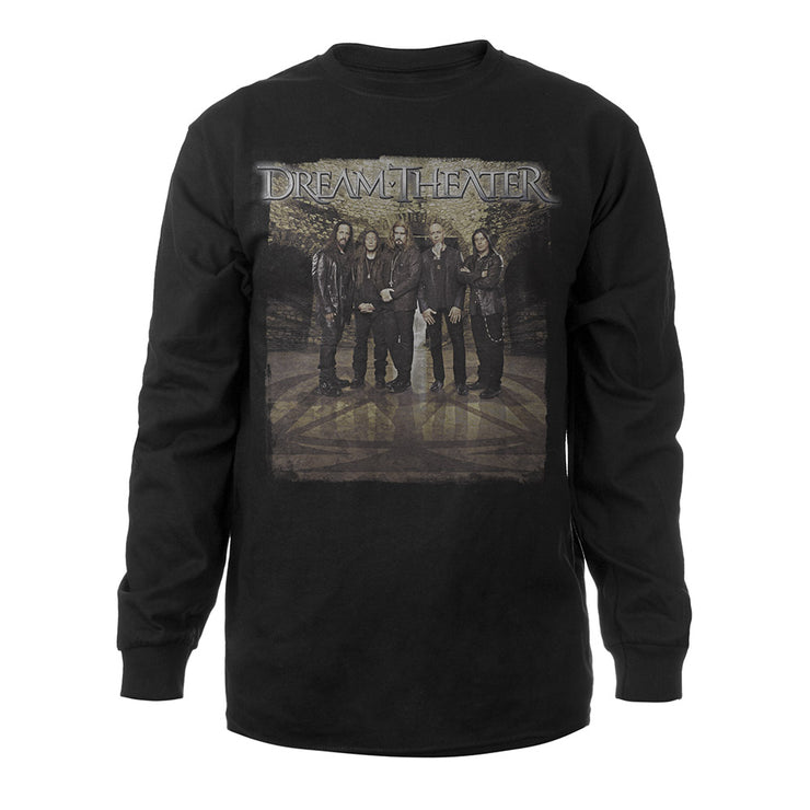 Dream Theater Photo Long Sleeve Tee-Dream Theater