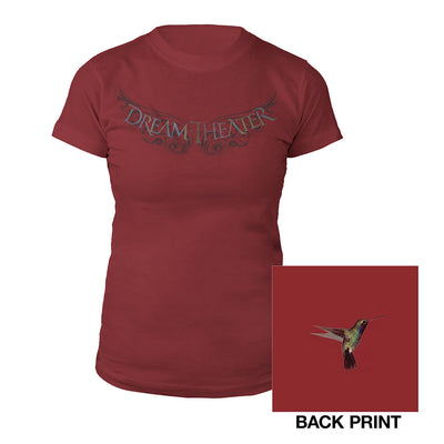 Women's Hummingbird Tee-Dream Theater