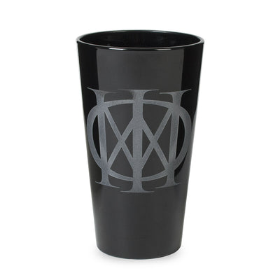 Majesty Sand-Etched Pint Glass-Dream Theater