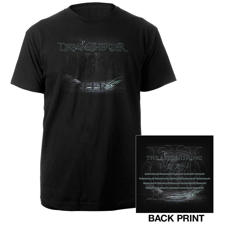 Amphitheater US Tour Tee-Dream Theater