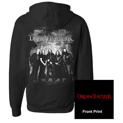 Favorite Band Photo Pullover Hoodie-Dream Theater