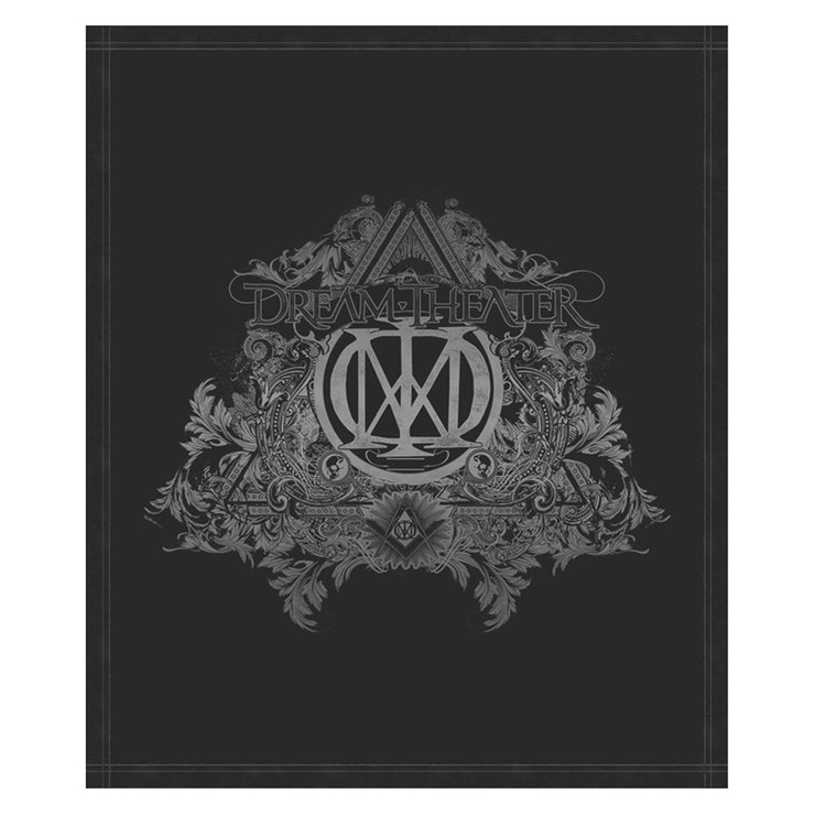 Dream Theater Tapestry Woven Blanket-Dream Theater