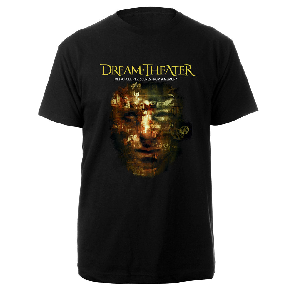 Scenes From A Memory Tee Dream Theater