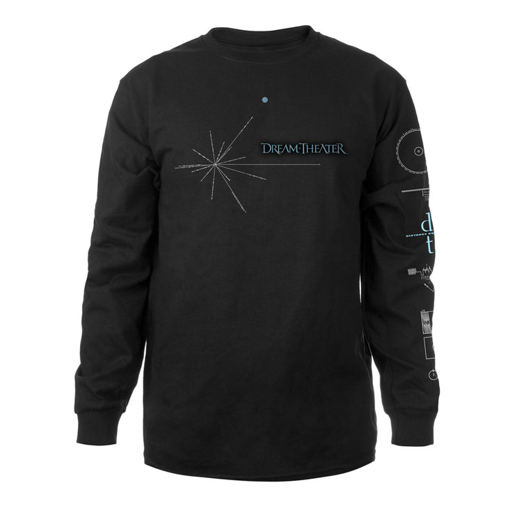 Dream Theater Starburst Long Sleeve Tee-Dream Theater