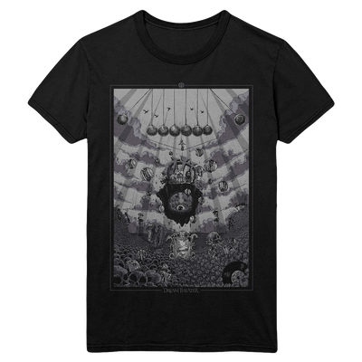 Dream Theater Illustration Contest Winner Tee