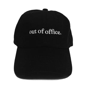 Out of Office Dad Cap