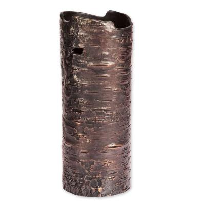 Michael Aram - Small Oxidized Bark Vase