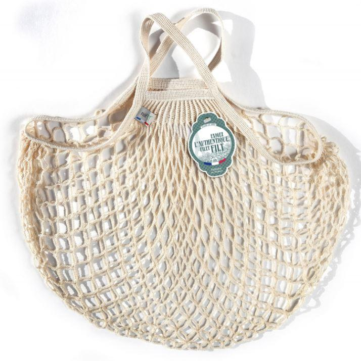 Filt Medium Cotton Mesh Shopping Bag
