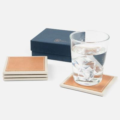 Graham Square Coaster Set