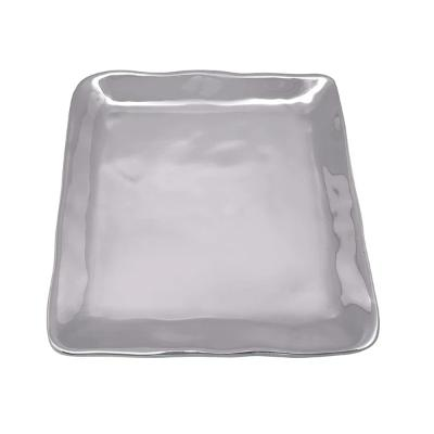 Mariposa - Shimmer Small Square Plate