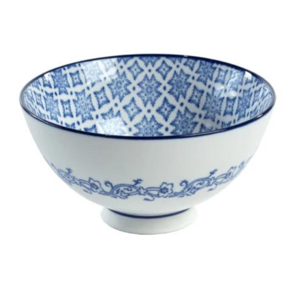 Blue & White Bowl III