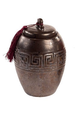 Asian Ceramic Tea Canister