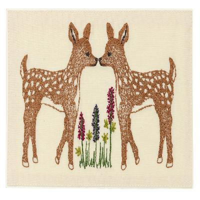 Coral & Tusk - Deer Love Card