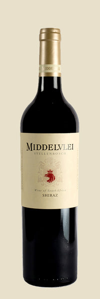 Middelvlei Shiraz 2018 (case of 6)