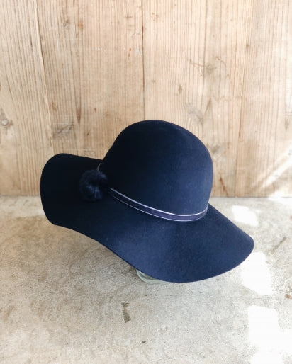 Girty's Key Select/ WOOL HAT BLUE