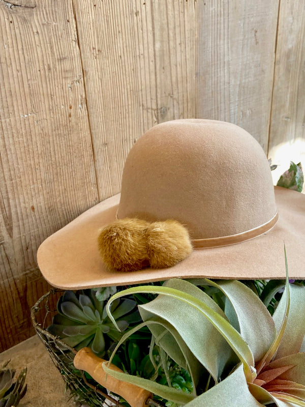 Girty's Key Select/ WOOL HAT BEIGE