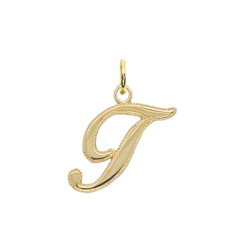 t initial necklace