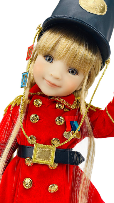 FAO Toy Soldier Sara is now available!