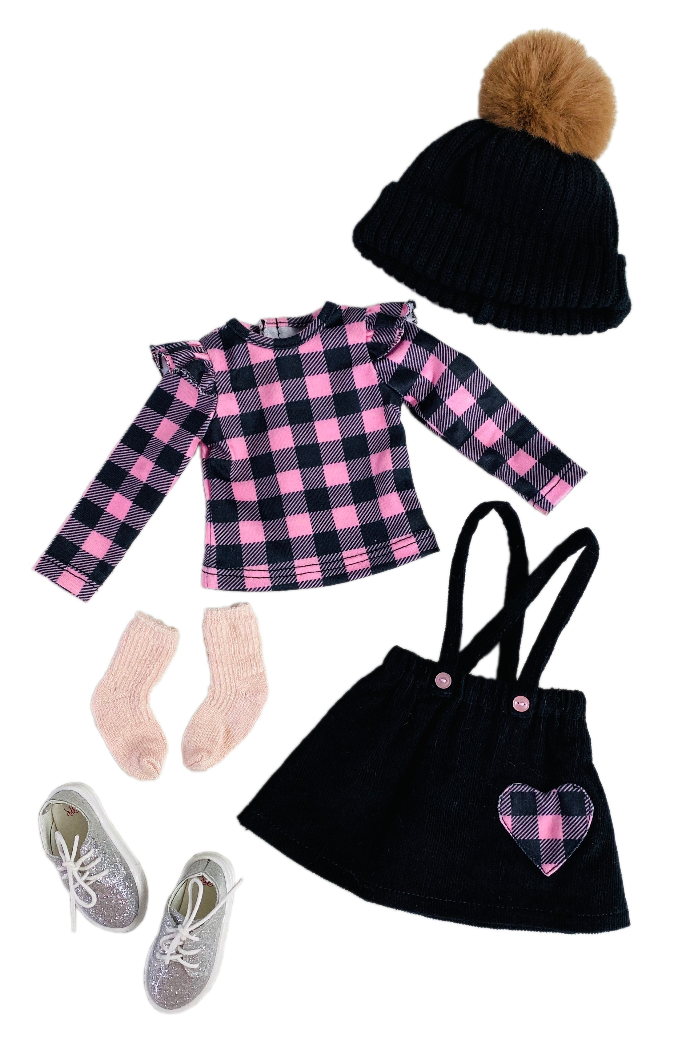 Ruffle Love Outfit