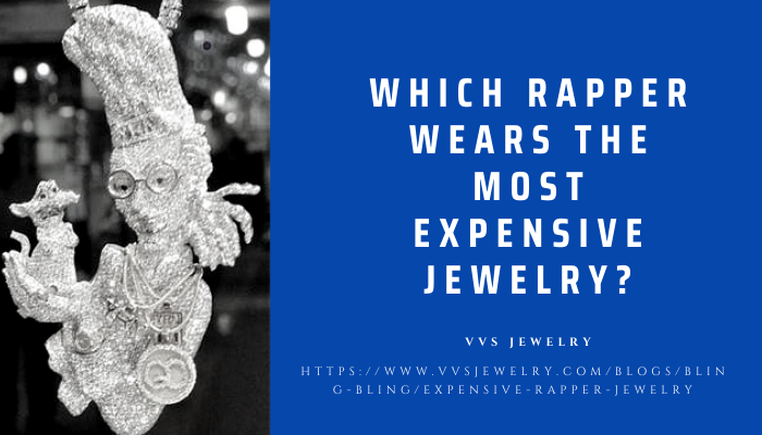 Which Rapper Wears The Most Expensive Jewelry?