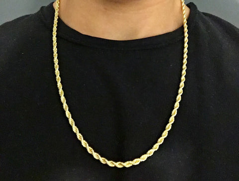 10 Most Popular Gold Chains For Men Vvs Jewelry