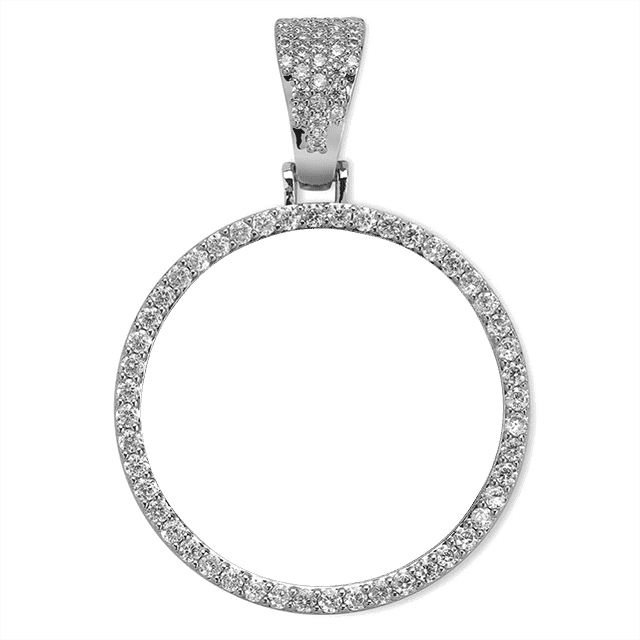 VVS Jewelry Custom Photo Pendant