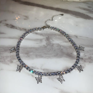 Women's Butterfly Tennis Choker - Best Quality