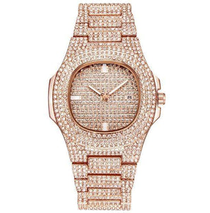 Pink color  watch - best for woman