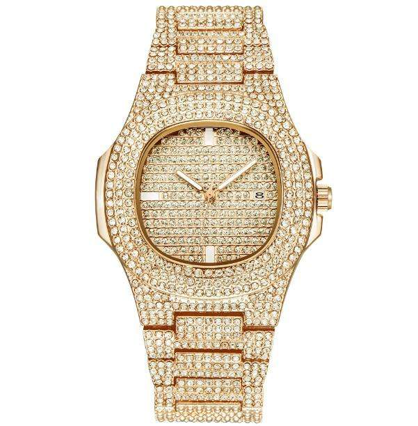 OG Bust Down Watch - no-stylist-bling