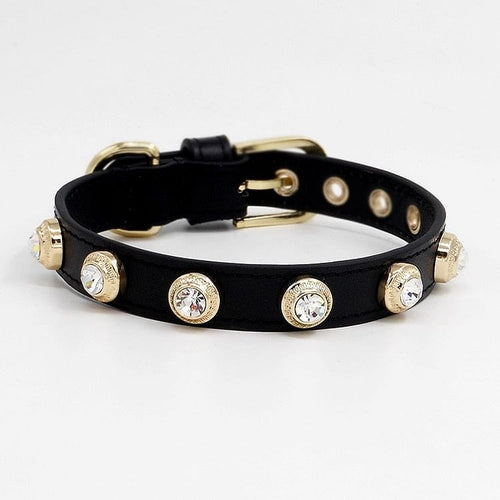 Luxury Dog Collar Bling