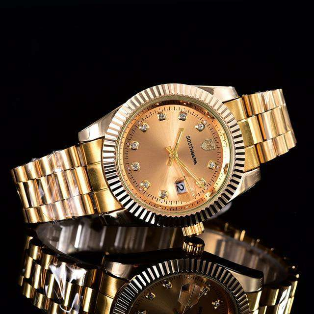 Louis XII Gold Watch