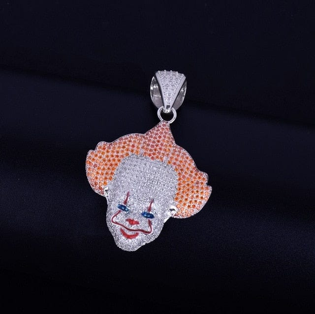 Pennywise the Clown Pendant Chain