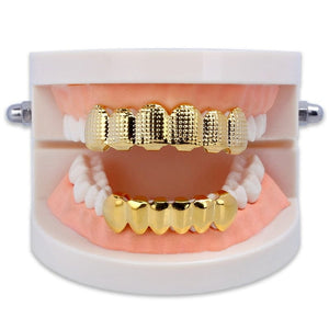 The Punk Grillz Set