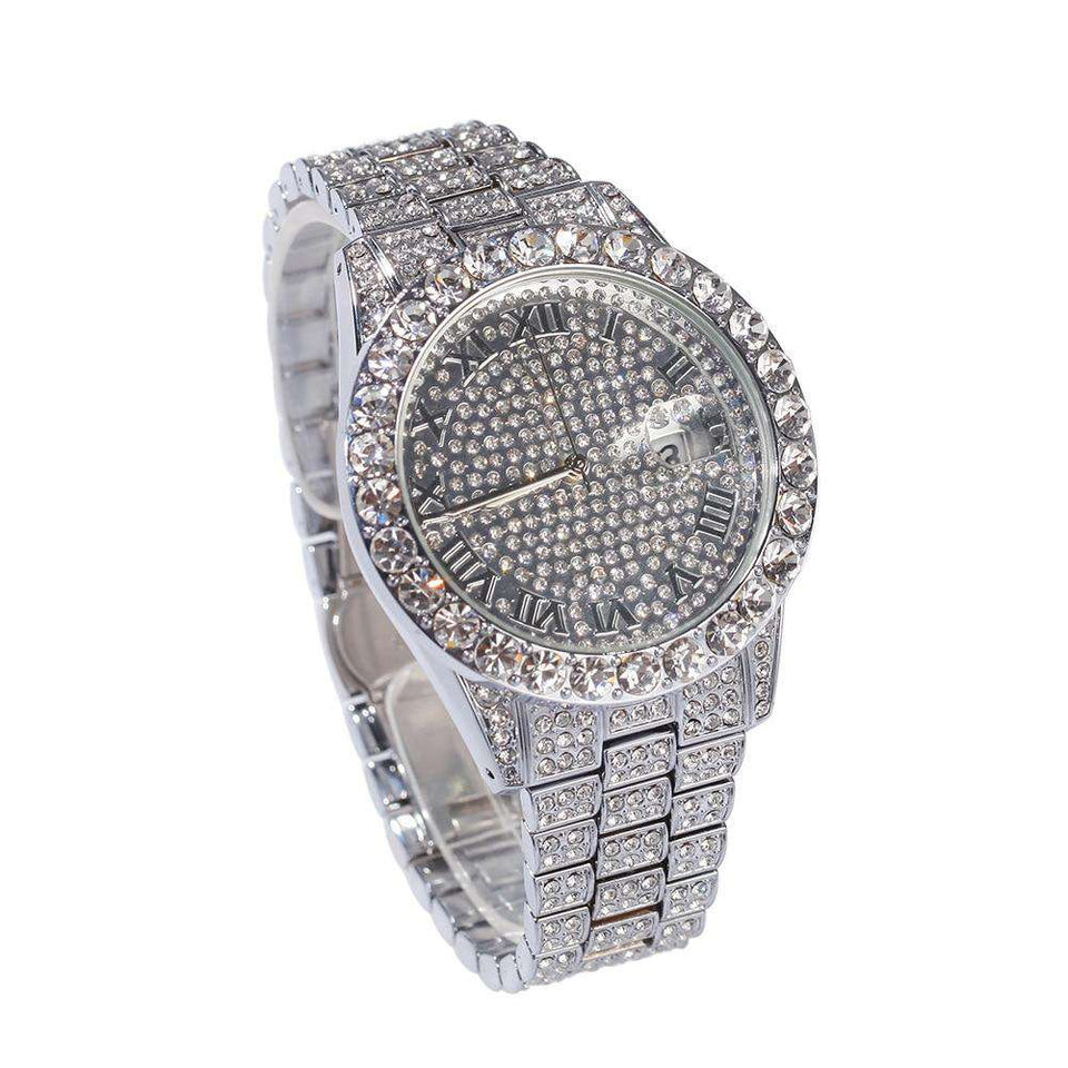 Diamondz Bust Down Watch
