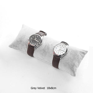 Velvet Bangle & Watch Pillow Cushion