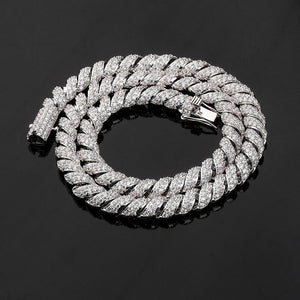 10mm Cuban Rope Chain