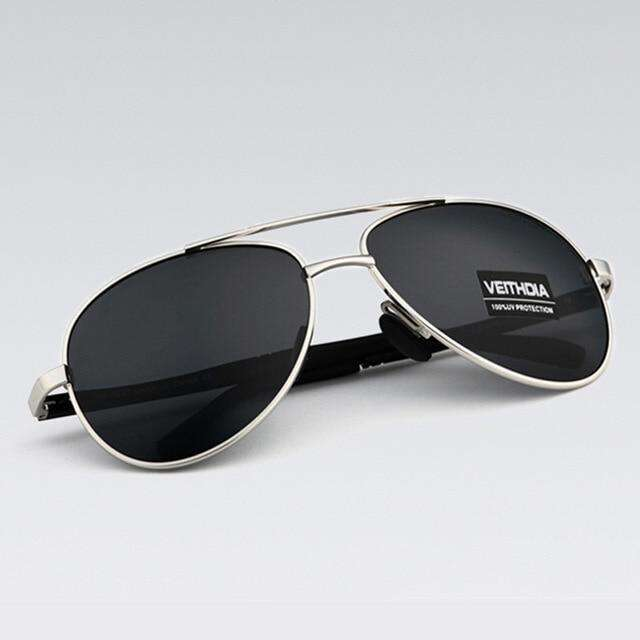 Classic Metal Framed Aviator Sunglasses - no-stylist-bling