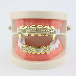 Brand New Grillz Got No Sleep