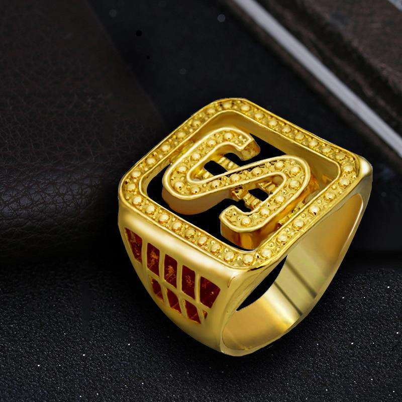 Fye Gold Dolla$ign Ring - no-stylist-bling