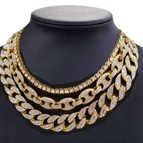 Cuban Link Chokers