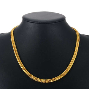 Curb Cuban Chain - no-stylist-bling