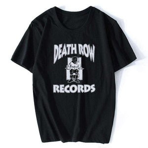 Death Row Records Muscle T-Shirt