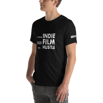 If You Are Indie - Short-Sleeve Men's T-Shirt