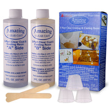 Load image into Gallery viewer, Alumilite Amazing Clear Cast Epoxy Resin Kit, Clear, High Gloss